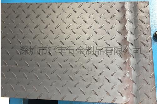 钛板切割加工